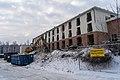 Bondelia husmorskole rives ned til grunnen 03.jpg