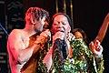 Boney M. feat. Liz Mitchell - Tony Ashcroft & Liz Mitchell – Appen musiziert 2014 01.jpg
