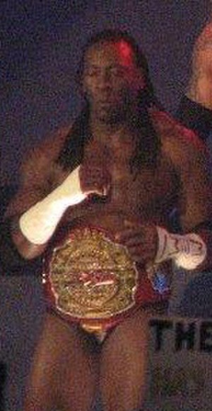 TNA Television Championship - Booker T, inaugural TNA Legends Champion