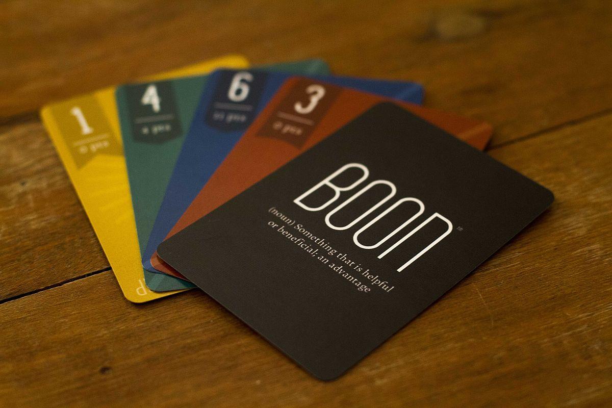 Boon (game) - Wikipedia