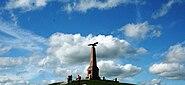Borodino Memorial 2009