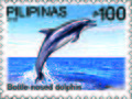 Bottlenose dolphin 2010 stamp of the Philippines.jpg