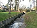 Bournemouth Gardens, concrete channel - geograph.org.uk - 658903.jpg