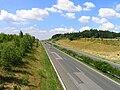 Braškov, Highway R6.jpg