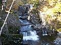Bracklinn Falls at Callander - geograph.org.uk - 1033079.jpg