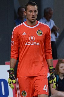 Brad Stuver American soccer player