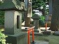 Branch shrines (摂社) of Tsurumaki Shurine (弦巻神社) - panoramio.jpg