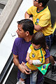Brazil and Croatia match at the FIFA World Cup (2014-06-12; fans) 24.jpg