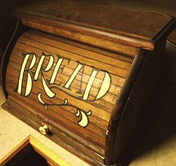 definition of breadbox
