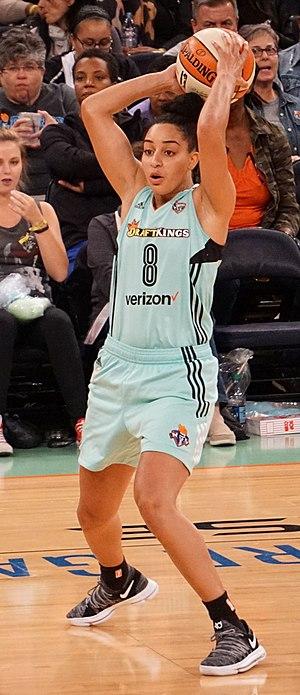 Bria Hartley - Hartley in 2017