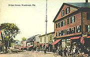 Bridge Street, Westbrook, ME