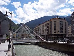 Bridge in Andorra la Vella, Andorra.jpg
