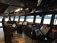 Bridge (nautical)