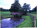 Bridge over a tributary of the River Lyvennet - geograph.org.uk - 566781.jpg