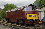 Bridgnorth railway station MMB 08 D1062.jpg