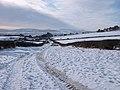 Bridleway to Aireyholme Farm - geograph.org.uk - 1151333.jpg