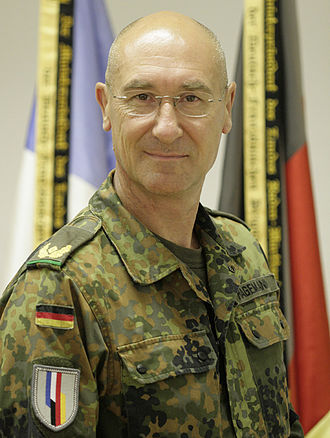 General of the Infantry (Germany) - Gert-Johannes Hagemann, General d. Inf. of the  Bundeswehr