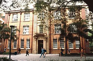 Brisbane Central Technical College - A block (now QUT A block), 1999