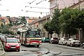 Brno, Husovice, Svitavská, BMUE 2012, Škoda T 11 č. 248 (01).jpg