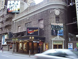 Lucky Guy (play) - Lucky Guy debuted at the Broadhurst Theatre on April 1, 2013