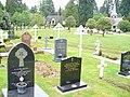 Brookwood Cemetery, Russian Orthodox Area - geograph.org.uk - 819373.jpg