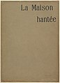 Brown Paper Cover (wrapper) for the series, The Haunted House (La Maison Hantée) MET DP823469.jpg