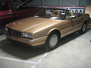 Brown open Cadillac Allante fl.jpg