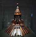 Brunelleschi's dome wood model.jpg