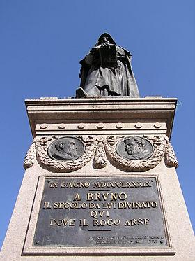 Giordano Bruno Citazioni Su Giordano Bruno Wikiquote