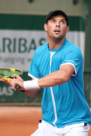 Bob Bryan - Bob Bryan at the 2015 French Open
