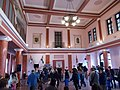 Buda Dance ensemble. Marble hall, Museum of Military History. - Budapest.jpg