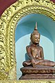 Buddha statue in Chaukhtatgyi Buddha temple Yangon Myanmar (37).jpg