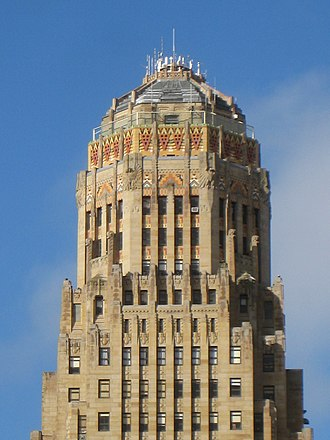 Buffalo City Hall - Image: Buffalo City Hall, Buffalo, NY IMG 3740