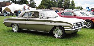 Buick Skylark - 1961 Buick Special Skylark