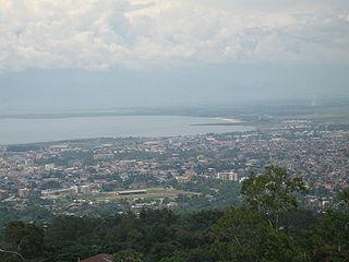 Bujumbura Largest city of Burundi