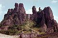 Bulgarien um 1970 Felsen von Belogradtschik 1.jpg