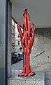 Bumper sculpture, Untere Donaustraße 47, Vienna.jpg