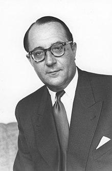 Otto Lenz Politician; Lawyer