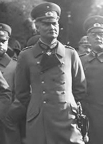 Kurt von Hammerstein-Equord - Image: Bundesarchiv Bild 102 01235, Potsdam, Enthüllung Sanitätskorps Denkmal (cropped)