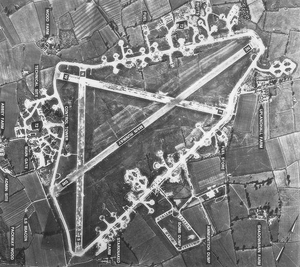 RAF Bungay - Bungay Airfield - 6 October 1945