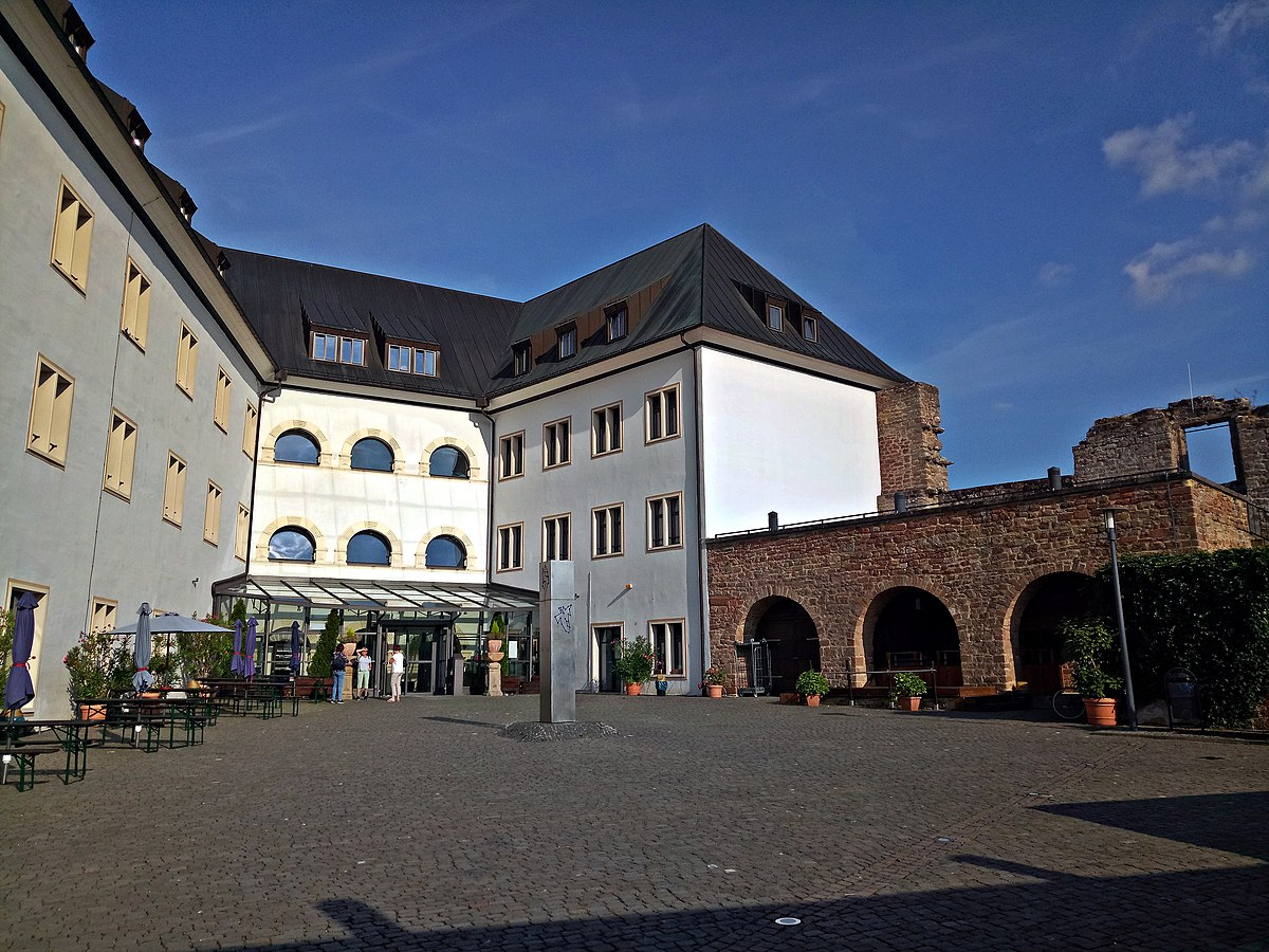 Burg Altleiningen – Wikipedia