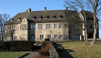 Bad Driburg - Dringenberg Castle