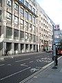 Bus stop in Moorgate - geograph.org.uk - 1819699.jpg