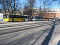 Bussar Porthansskvären mars 2010.jpg