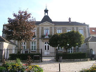 Bussy-Saint-Georges Commune in Île-de-France, France