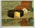 Busta pubblicitaria ditta Pelagatti - Musei del cibo - Parmigiano - 317a.tif