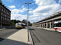 Busway at Ashmont station, August 2016.JPG