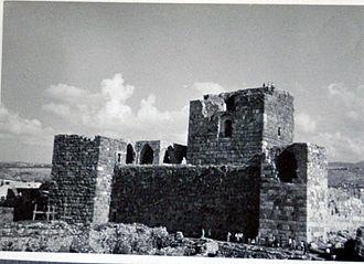 Byblos Castle - Byblos Castle, 1959