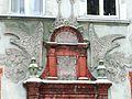 Bydgoszcz,secesyjne reliefy na budynku,ul.Libelta 10.JPG