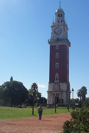 Torre Monumental - Image: CABA Retiro Torre Monumental